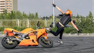 Stunt Rider Training 3