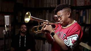 Christian Scott Quintet - Full Session - 5/22/2017 - Paste Studios - New York, NY