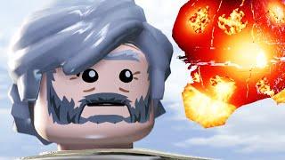 LEGO Star Wars The Force Awakens The 'Full Movie' | All Cutscenes 【TRUE HD】