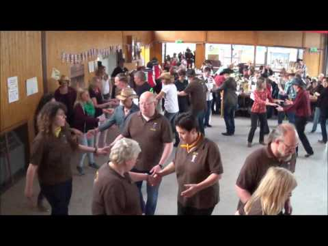 GB-Shuffle (Partner Dance) Merenberg 2017 Demo