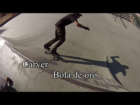 Carver skatepark bola de oro granada gopro youtube for Piscina cubierta bola de oro granada