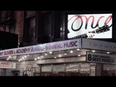 Celebrate Once on Broadway