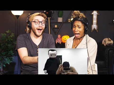 Reacting To The Creepiest YouTube Videos