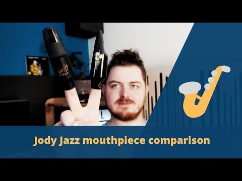 Jody Jazz Hr 8 vs Jody Jazz Jet 8 | Tenor Sax Mouthpiece Comparison