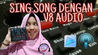 SING SONG DENGAN V8 AUDIO DI INDOVWT RADIO SANTAI 713