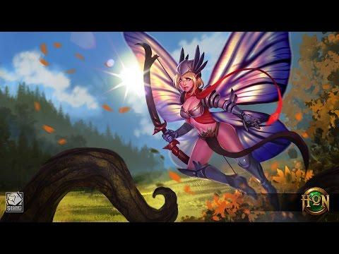 видео: hon monarch, небольшой гайд