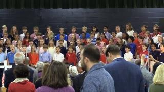 Westminster Lower School Veterans Day Program 2018