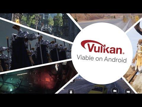 Vulkan - Android Partner Games
