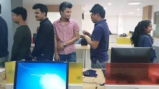 Communication Gap Role Play - Swift Technology Pvt. LTD. - IME Group