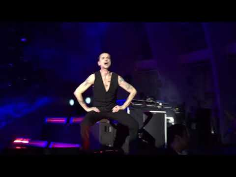 Depeche Mode Enjoy the Silence Hollywood Bowl 14 October 2017