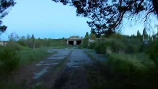VLOG: заброшенный военный объект
