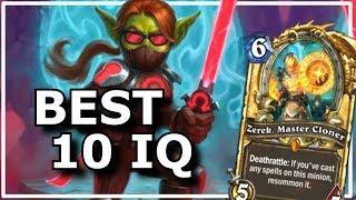 Hearthstone - Best of 10 IQ Moments