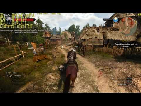 the witcher 3 1080p 60 fps player