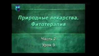 Фитотерапия. Урок 2.3. Лекарственные растения успокаивающего действия