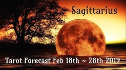 Sagittarius ~ It's Time To Make A Move! ~ Feb 18th - 28th