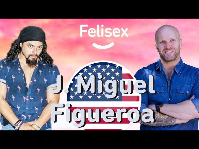 Mis entrevistas alrededor del mundo - Josue Miguel Figueroa en Chicago