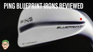 PING BLUEPRINT IRONS