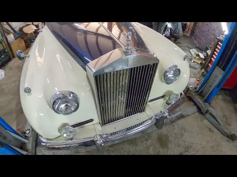 Rolls-Royce 1956 года,