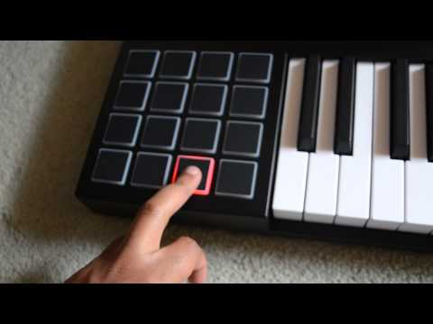 Quick Review - Alesis VI61 USB Midi Keyboard