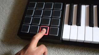 Quick Review - Alesis VI61 USB Midi Keyboard