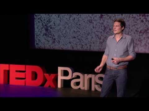 400,000 galaxies, et toi et moi, au centre de l'univers: Christophe Galfard at TEDxParis