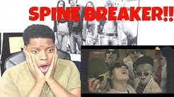 Download spine breaker mv bts self reaction mp3 free and mp4