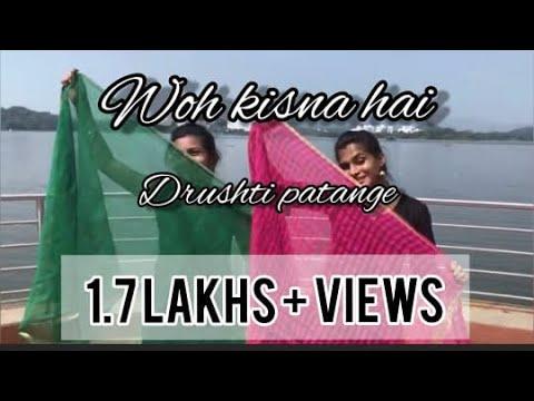 Wo Kisna Hai | Drushti Patange Choreography