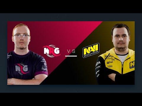 CS:GO - NRG Vs. Na'Vi [Cbble] - Round 3 Group B - Dallas Finals - ESL Pro League Season 5
