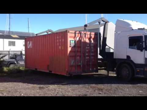 Shipping Container Transport & Delivery Services | SEA