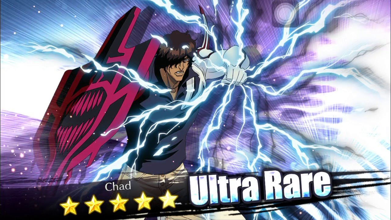 Another Try At Slark Ultra Rare: Bleach Brave Souls : Premium Summon Gacha Chad ★5 (Ultra