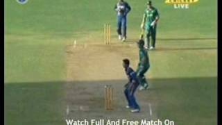 India vs South Africa 3rd ODI Cricket Highlights 2010.