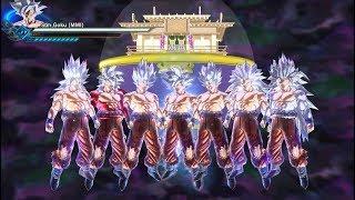 DBXV2 : Best Mod Goku UI (Base-SS1-SS2-SS3-SS4-SS5-SSU) / Epic Fight