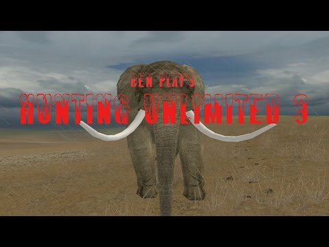 Throwback Thirsday -- Hunting Unlimited Hunt for the Elephant