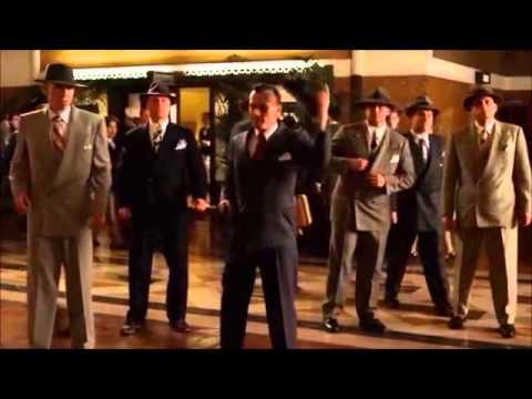 Mob City - Episode 5-6 - The Mob Walk (Locker Scene)