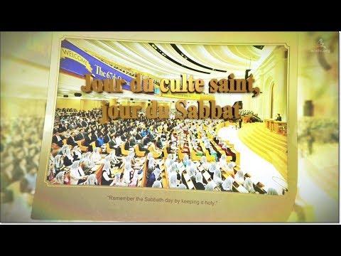 Jour du culte saint, jour du Sabbat 【 l'Église de Dieu Société de la Mission Mondiale】