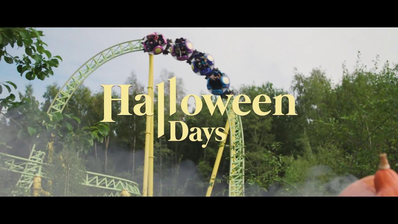 Halloween Toverland 2019.Halloween Days Griezel Tijdens De Herfstvakantie Attractiepark Toverland