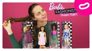 Куклы Барби. Играем с модницами Barbie. Обзор игрушек для девочек