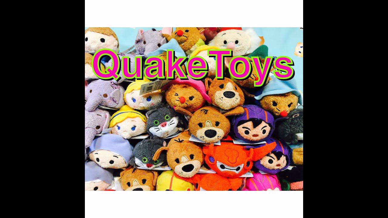4ec934cdb4e New Disney Tsum Tsum Cinderella Target Release Full Set Compared to ...