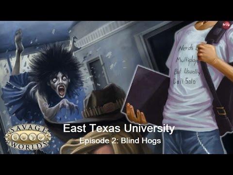 East Texas University Episode 2
