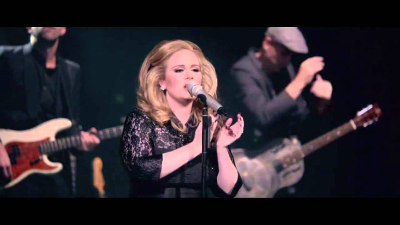 Download Adele - Rumour Has It (Live At The Royal Albert Hall)