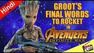 rocket vs groot