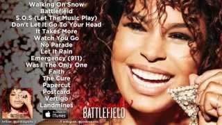 "Jordin Sparks - ""Battlefield"" Album Stream"