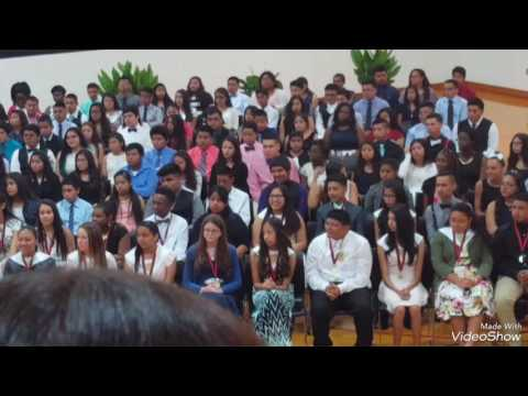 Indiantown Middle School Promotion 2016