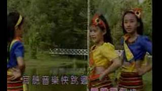 Malaysia Own Child Wonder - Beautiful Chinese Song