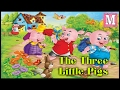 The Three Little Pigs Сказка Quot Три поросенка Quot на английском mp3