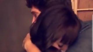 Keegan Allen last day on PLL set. SPOBY| Haleb| Ashley Benson and Shay Mitchell CRY on set!! thumbnail