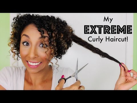 youtube short haircuts my curly haircut experience biancareneetoday 2525 | hqdefault