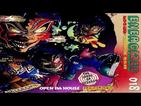 Lords Of Octagon - Open Da House Remixes