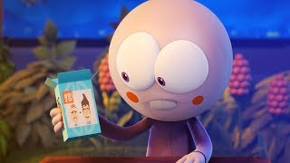 Funny Animated Cartoon   Spookiz   Best Hair Growth Pill   스푸키즈   Cartoon For Children   Kids Movies