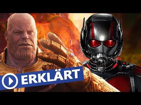 Ant-Man and the Wasp: Ende erklärt   Die Bedeutung für Avengers 4